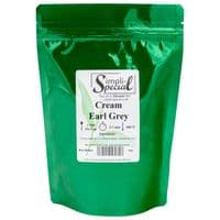 Cream Earl Grey Loose Leaf Tea in Assorted Packs